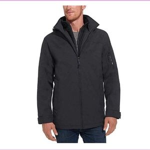 weatherproof 4-way mechanical stretch tech jacket